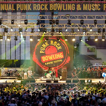 Punk Rock Bowling Festival 2018