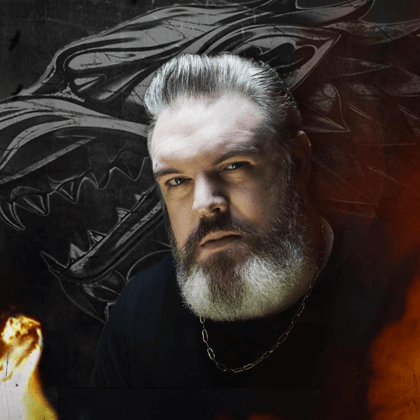 Rave of Thrones: Kristian Nairn AKA Hodor
