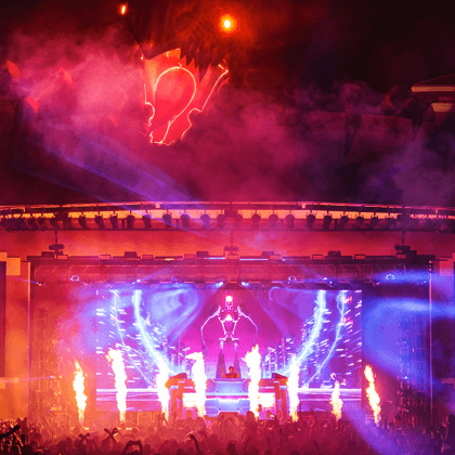 FORBIDDEN KINGDOM MUSIC FESTIVAL 2020