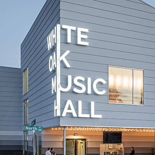 Photo of White Oak Music Hall Concert Venue