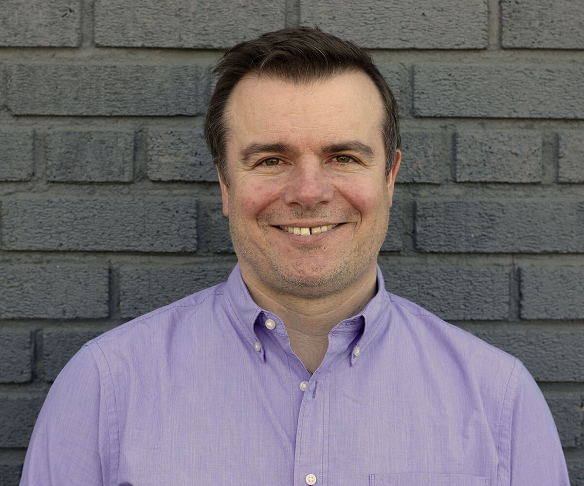 Headshot of Dave Langford, CFO See Tickets North America