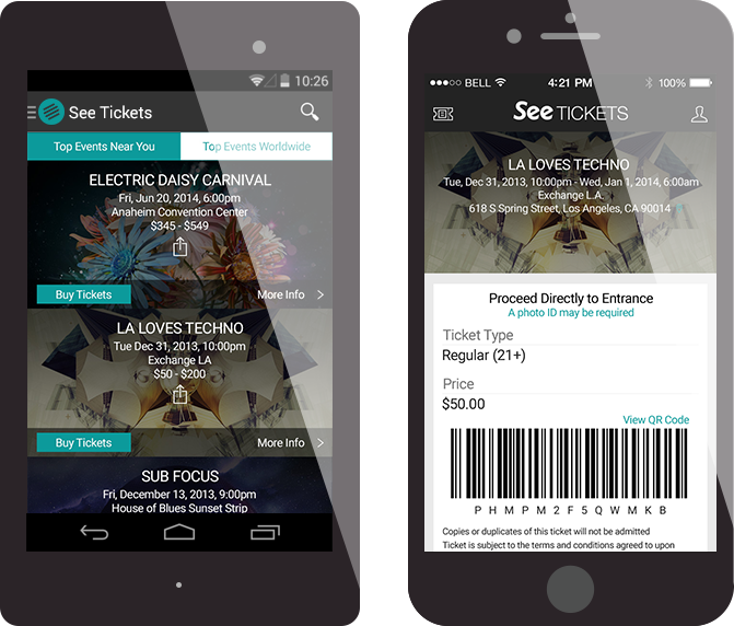 apps see tickets
