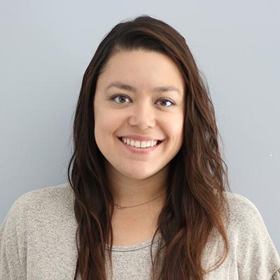 Headshot of Marissa