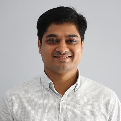 Headshot of Rajiv