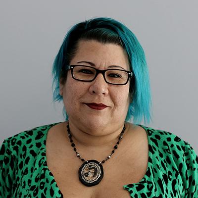 Headshot of Sandra
