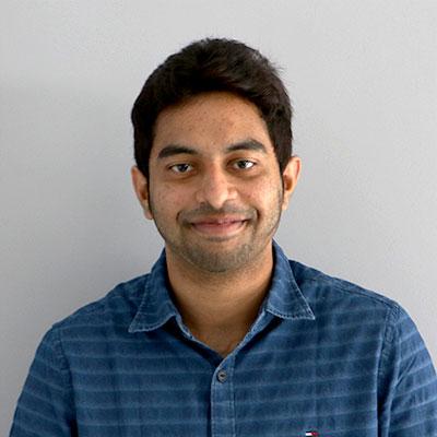 Headshot of Siddharth