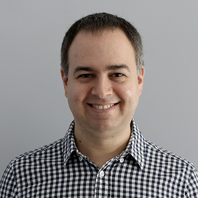Headshot of Steve