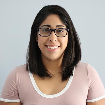 Headshot of Teresa