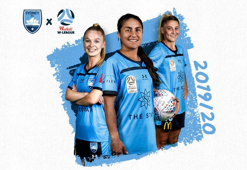 Sydney FC Westfield W-League: Main Image