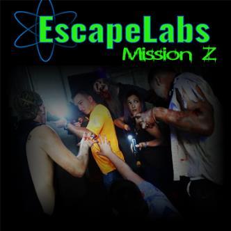 Escape Labs: Main Image