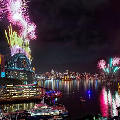 Sydney NYE 2019 - The Rocks: Main Image