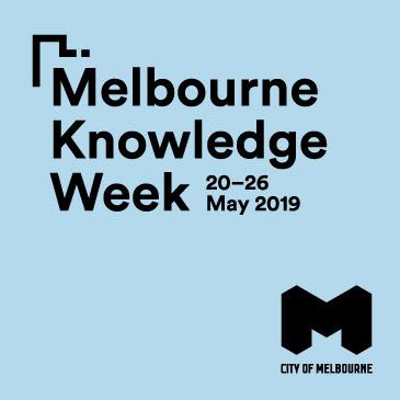 Melbourne Knowledge Week: Main Image
