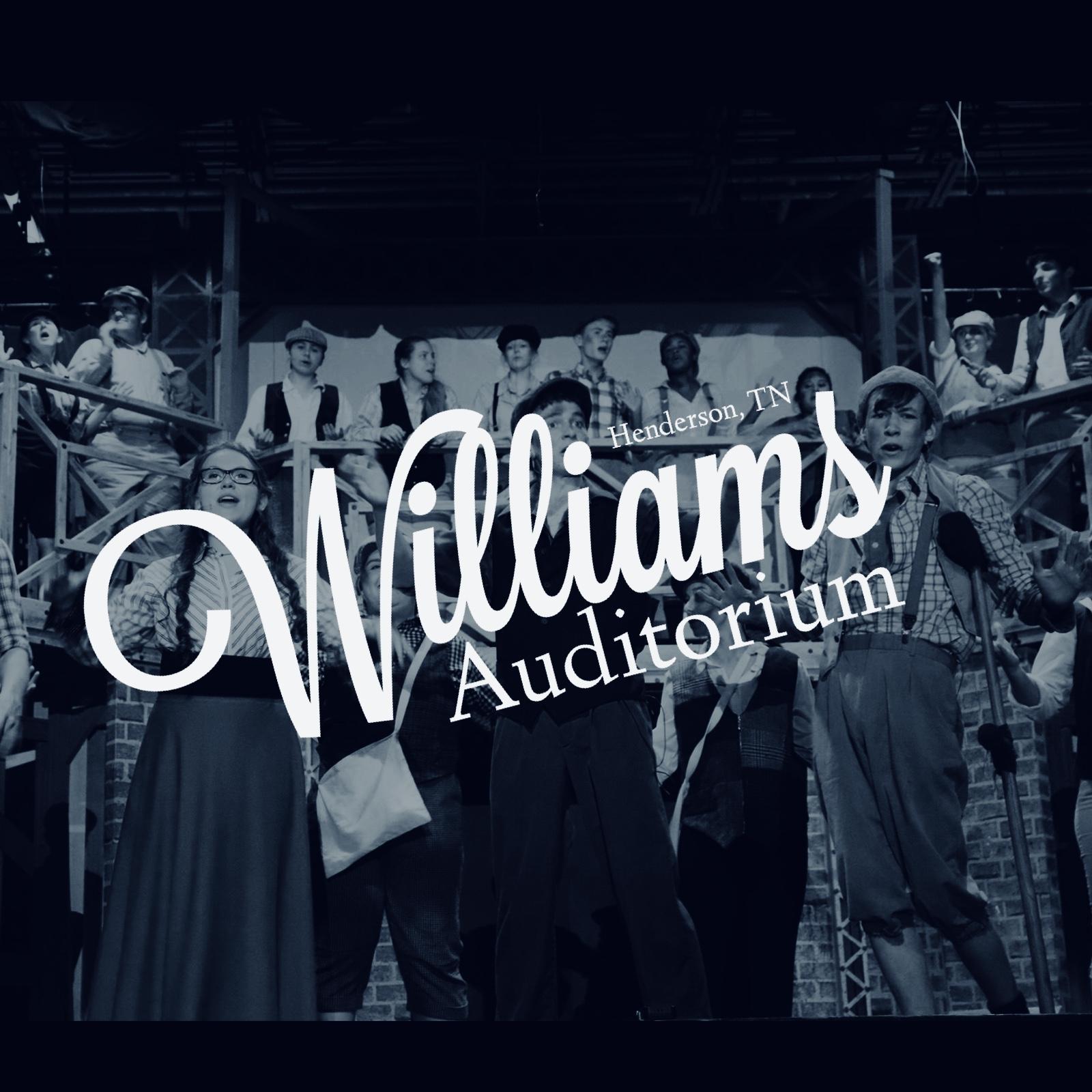 Williams Auditorium: Main Image