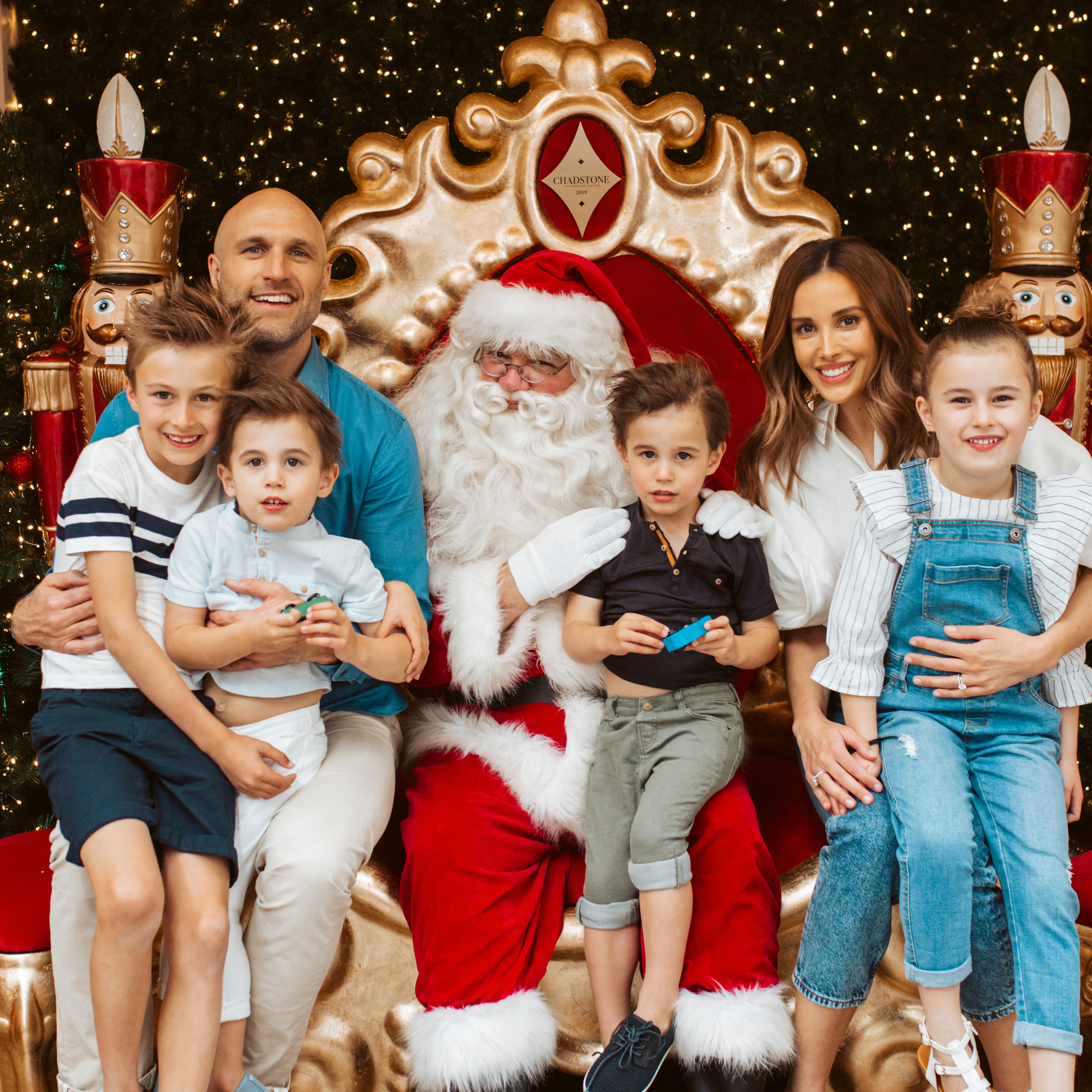 Your Chadstone Santa Photography Experience: Main Image