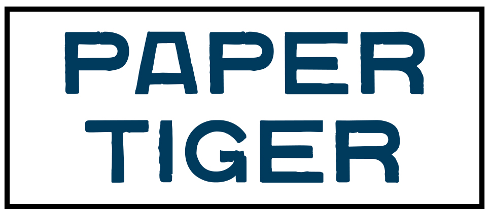 Paper Tiger: Main Image